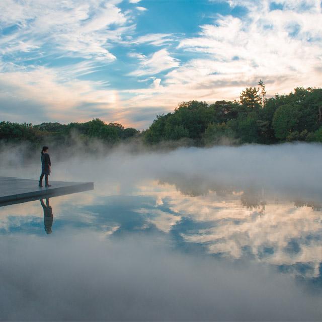 アーティスト関連イベント(シンポジウム) SIAF2014特別シンポジウム「中谷 芙二子:霧は語る」