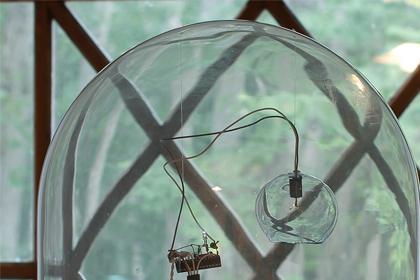 企画展示「都市と自然」関連プログラム アーティスト・トーク 「三原聡一郎トーク」