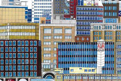 とくいの銀行 ひきだしイベント「札幌国際芸術祭2159ガイドツアー」