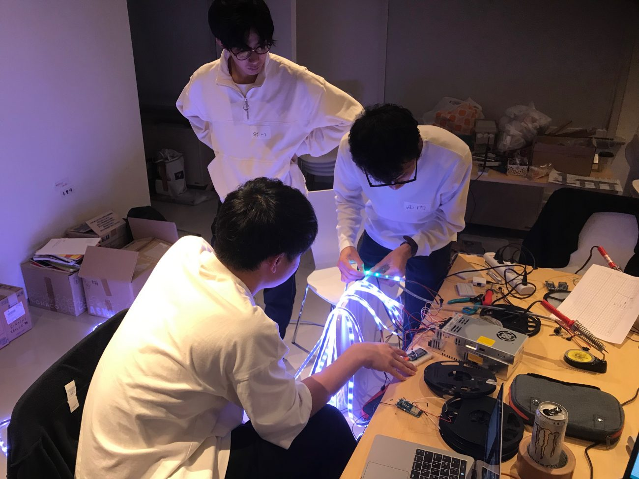 SIAFラボ研究員×SIAF部 : 4日間の挑戦!!