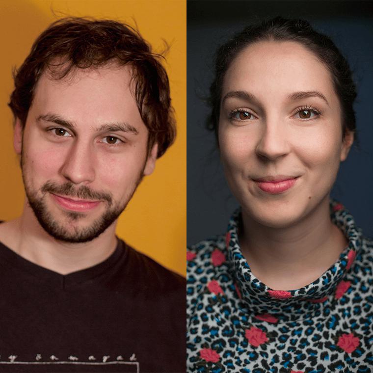 Carolin Liebl and Nikolas Schmid-Pfähler