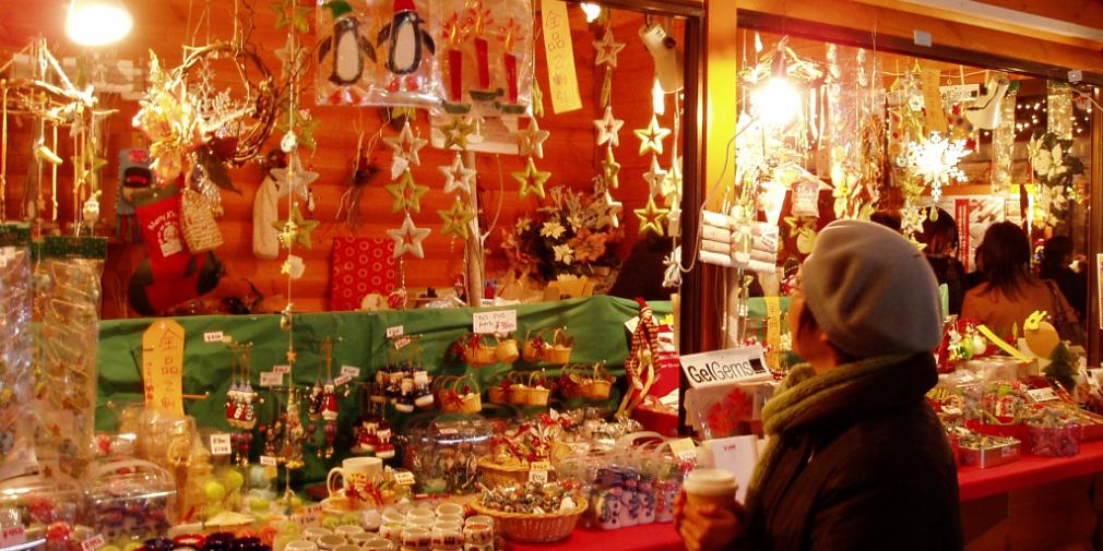 画像:ミュンヘンクリスマス市イメージ