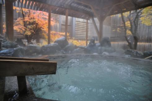 画像:定山渓温泉イメージ