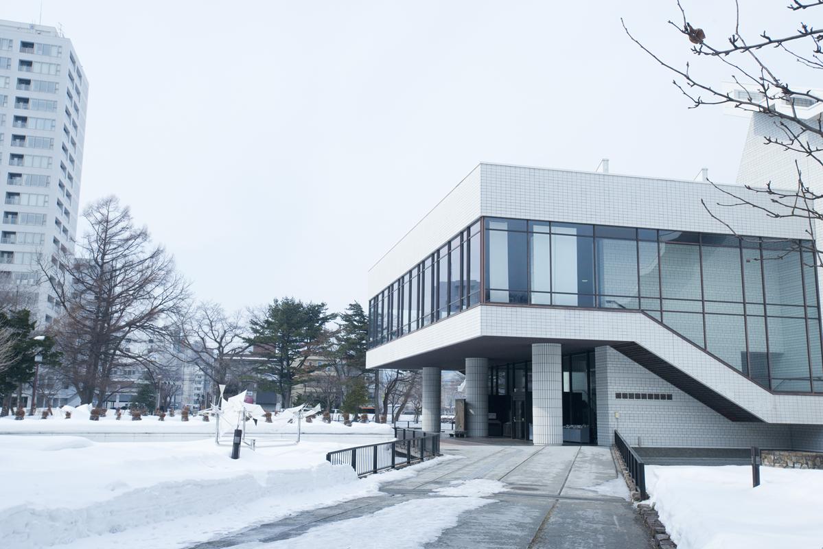 画像:北海道立近代美術館