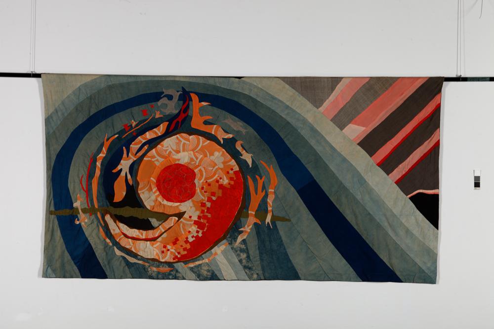 画像:<p>《Spirit of the Ainu》1998年</p>