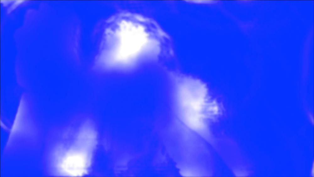 画像:<p>《AINU ASSET》デモンストレーション映像のスクリーンショット<br /> パヴェル・ヤニツキとのコラボレーション</p>